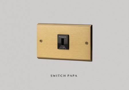 黃銅面板單USB插座(快速型)