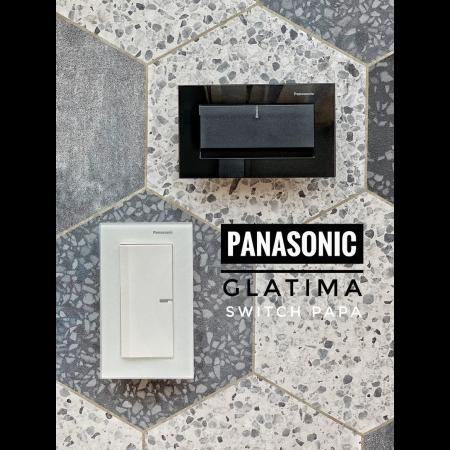 國際牌Panasonic打造,強化玻璃開關面板,比普通玻璃強約3.5~4倍的硬度,耐用度再升級,給你安全保護,防水設計可安裝於衛浴,飯店式居家設計推薦。
