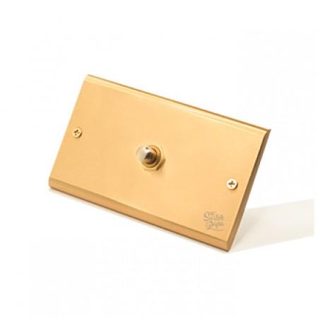 黃銅面板電鈴開關
